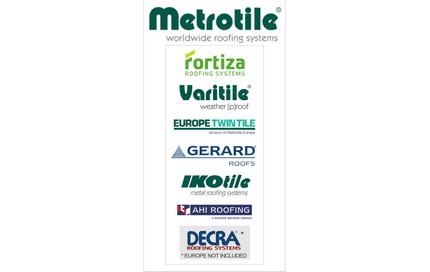 Metrotile Europe — стал крупнейшим в Мире холдингом по производству кровельных материалов